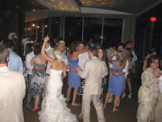 Last Dance at Scripps Forum San Diego Wedding