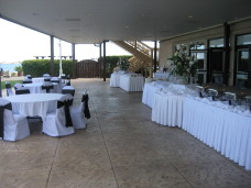 Admiral Kidd Club San Diego Wedding Cocktail Hour