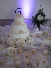 Admiral Kidd Club San Diego Wedding Cake