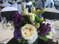 Admiral Kidd Club San Diego Wedding Centerpieces