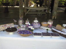 Berardo Winery Wedding Candy Bar