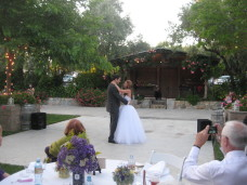 Berardo Winery Wedding First Dance