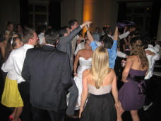 El Cortez San Diego Wedding DJ 5-28-11