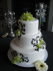 Omni San Diego Wedding Cake