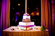 Bahia Wedding Cake Spotlighting