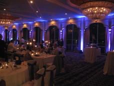 Bahia San Diego Wedding Uplighting