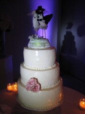 Museum Of Contemporary Art La Jolla Wedding Cake