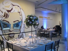 Museum Of Contemporary Art La Jolla Wedding Centerpieces