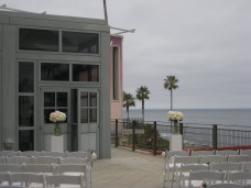Museum Of Contemporary Art La Jolla Wedding Ceremony