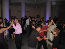 Museum Of Contemporary Art La Jolla Wedding DJ & Lighting