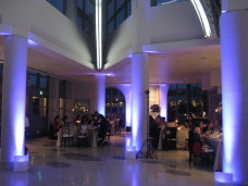 Museum Of Contemporary Art La Jolla Wedding Uplighting