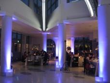 Museum Of Contemporary Art La Jolla Wedding Uplighting