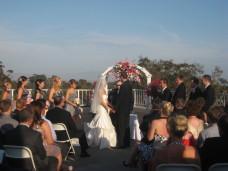 Park Manor San Diego Wedding Ceremony