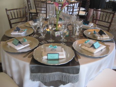Park Manor San Diego Wedding Linens