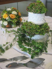 Admiral Kidd Club San Diego Wedding Cake