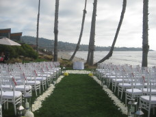 Scripps Forum Wedding Ceremony