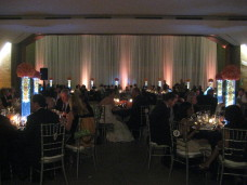 Scripps Forum Wedding Reception
