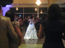 Park Manor San Diego Wedding First Dance