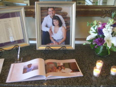 Park Manor San Diego Wedding Guestbook
