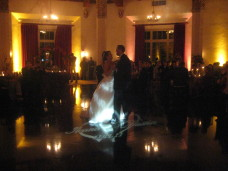 El Cortez San Diego Wedding First Dance