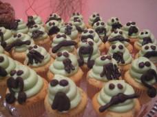 San Diego Wedding Cupcakes Mustachio