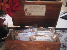 Wedding Favor African Spices
