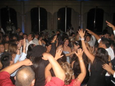 San Diego Wedding DJ at Bahia Resort