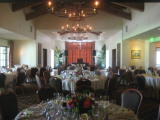 Rancho Santa Fe Golf Club Wedding Venue