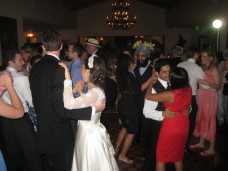Rancho Santa Fe Wedding Dancing