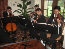 Rancho Santa Fe Wedding Quartet