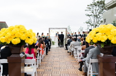 Positive Energy wedding featured on Style Unveiled