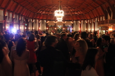 Hotel Del Coronado Crown Room Wedding DJs