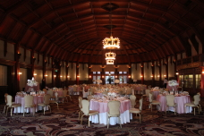 Hotel Del Coronado Crown Room Wedding Reception