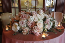 Hotel Del Coronado Wedding Centerpieces
