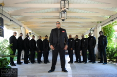 NFL Raiders groom & groomsmen
