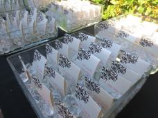 San Diego Wedding Escort Cards