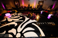 San Diego Wedding Custom Dance Floor