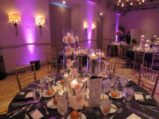 San Diego Wedding Centerpieces