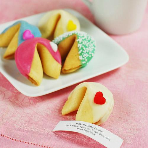 Unique Wedding Favors Custom Fortune Cookies